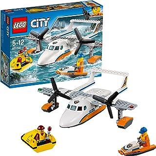 LEGO City - Guardacostas: Avión de Rescate marítimo