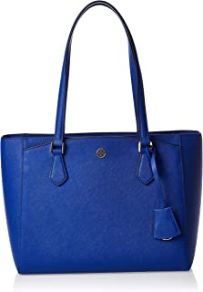 Tory Burch Womens Tote Bag, Nautical Blue - 54146