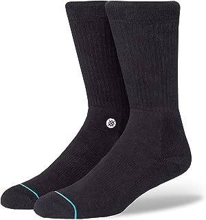 Stance Men's Icon Classic Crew Socks