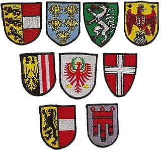 Sammler   österr. Landeswappen KÄRNTEN   Aufnäher   Patch  Bundesland