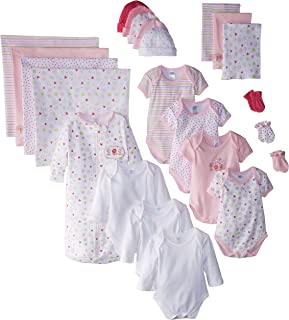 23-Piece Essential Baby Layette Set — Newborn Baby...