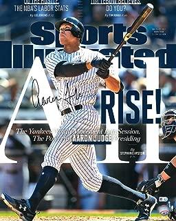 Aaron Judge New York Yankees Autographed 16