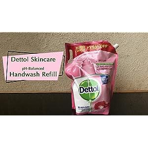 Dettol Liquid Handwash Refill – Skincar...