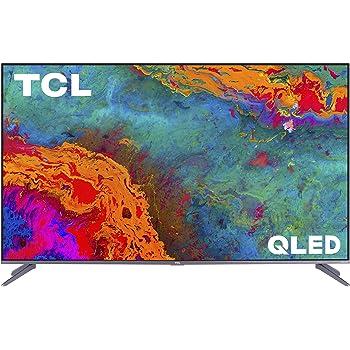 "TCL 50"" 5-Series 4K UHD Dolby Vision HDR QLED Roku Smart TV - 50S535"