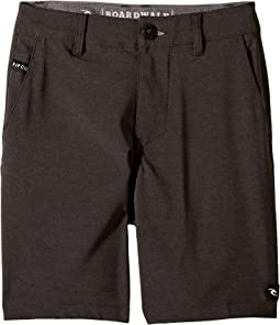 Rip Curl Kids Mirage Phase Boardwalk Boardshorts (Big Kids)