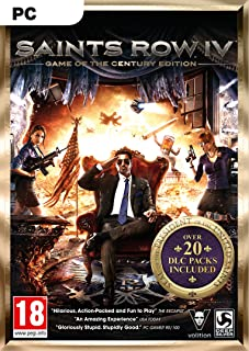 Saints Row IV Game of the Century Edition [Online Game Code]