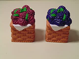 Berry Salt and Pepper Shakers By Avon