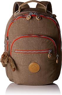 Kipling CLAS SEOUL S Zaino, 34 cm, 10 liters, Beige (True C)