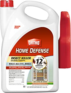 Ortho Home Defense Insect Killer for Indoor & Perimeter2 Ready-To-Use Trigger Sprayer, 1 Gallon