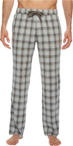 Flynn Plaid PJ Pants