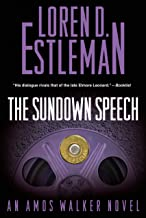 The Sundown Speech: An Amos Walker Novel (Amos Walker Novels Book 25)