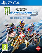 Best Monster Energy Supercross - The Official Videogame 3 (PS4) Review