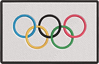 Olympics Flag Patriotic World Sports Collection 3