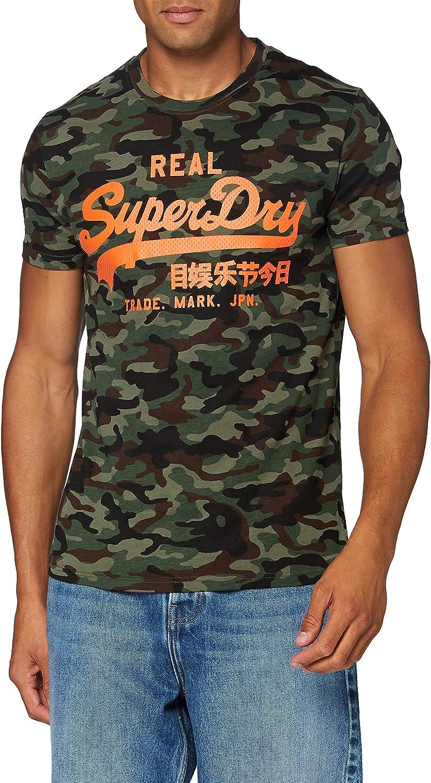 Superdry Las Vegas Mall Vintage Logo Nashville-Davidson Mall All T-Shirt Over Print