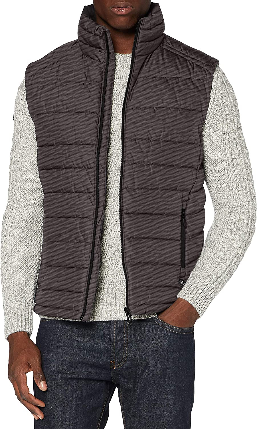 Superdry Fuji Gilet Free Max 56% OFF shipping on posting reviews