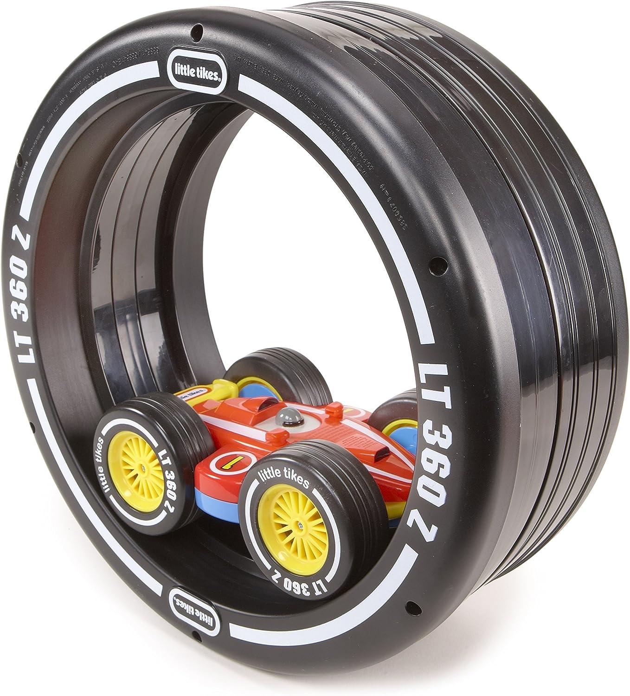 Little Tikes 173431UK Tyre Twister Spielzeug, Ferngesteuertes Auto mit Reifen B01GIL6QHU Am wirtschaftlichsten | Verschiedene Waren