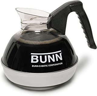 BUNN 6100 Easy Pour Replacement Decanter, Black