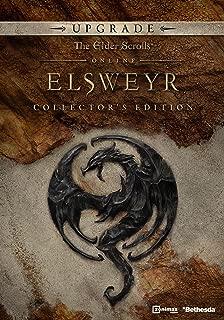The Elder Scrolls Online: Elsweyr - Collector's Edition Upgrade [Online Game Code]