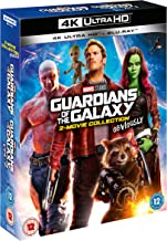 Marvel Studios Guardians of the Galaxy/Guardians of the Galaxy Vol. 2 Doublepack UHD [Blu-ray] [2020] [Region Free]