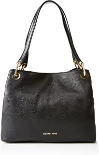 Michael Kors Raven Large Pebbled Leather Shoulder Bag