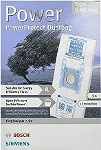Bosch Originele 00577549 type G All Plus PowerProtect SMS stofzuigerzak en filterset