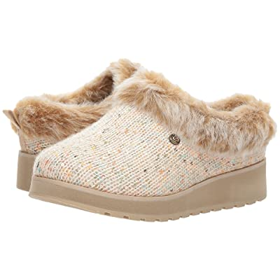 BOBS from SKECHERS Keepsakes High (Natural Multi) Women