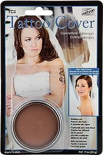 Mehron Makeup Tattoo Cover (.9 oz) (Medium Color)