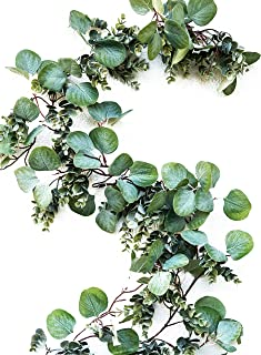 Best eucalyptus table garland Reviews