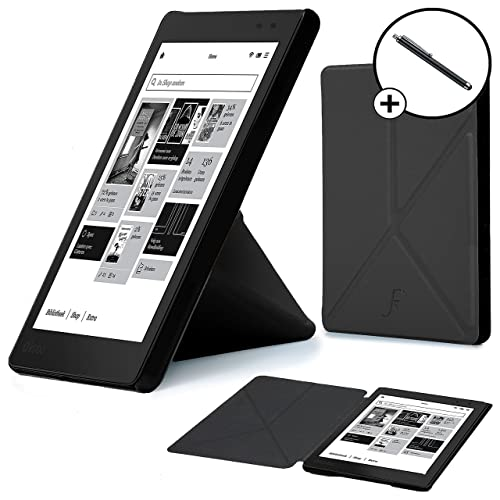 Forefront Cases® Kobo Aura One 7.8 Origami Funda Carcasa Stand Smart Case Cover – Ultra