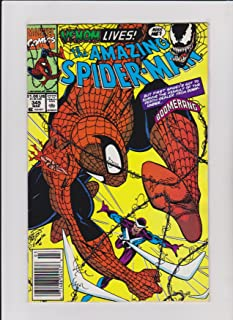 amazing spider man 345
