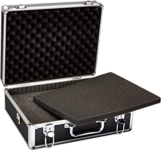 Polaroid Roadie Series Professional Hard Case - Designed To Protect Cameras, Camcorders And Accessories