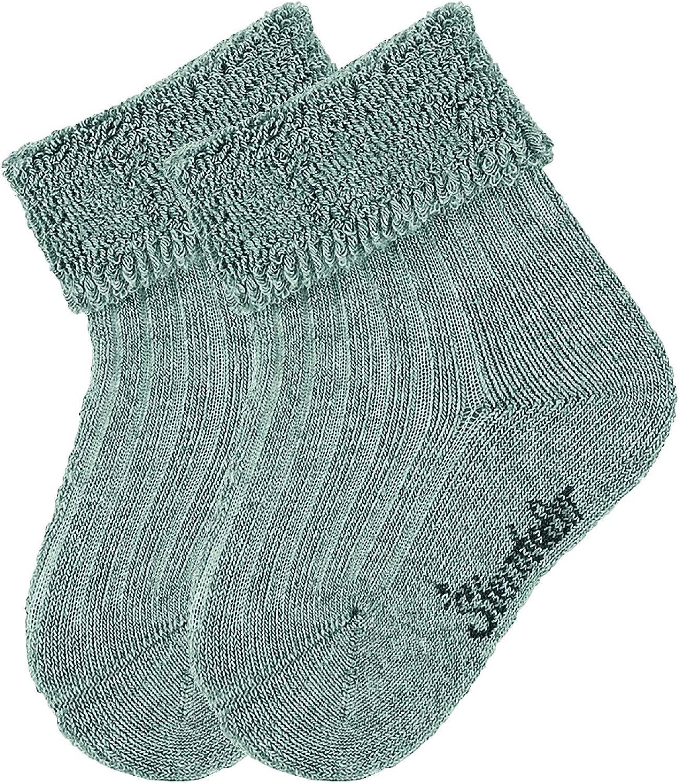 Sterntaler Unisex Baby s/öckchen Uni Dp Socken
