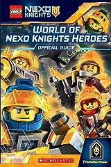 World of NEXO KNIGHTS Heroes (LEGO NEXO KNIGHTS) Kindle Edition
