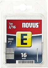 Novus Nagel E J 1000 stuks J/16
