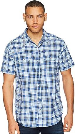 Leadville Ridge Yarn-Dye Short Sleeve Top