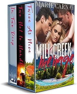 Mill Creek Menage 1-3: BBW Menage Romance Box Set