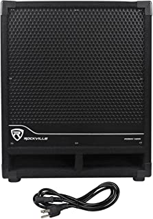 Best rockville powered subwoofer 12 Reviews