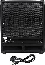 Rockville New RBG12S Bass Gig 1400 Watt Active Powered PA Subwoofer DJ/Pro, 12 inch