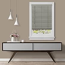 Achim Home Furnishings Cordless GII Madera Falsa 2