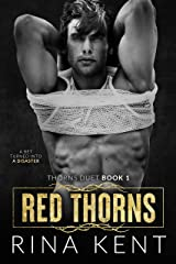 Red Thorns: A Dark New Adult Romance (Thorns Duet Book 1) Kindle Edition