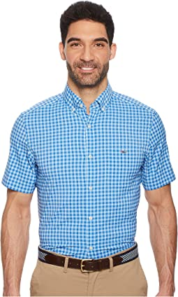 Vineyard Vines - Classic Fit Cherokee Sound Plaid Tucker Shirt