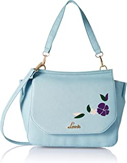 Lavie LANDLER Women's Handbag Combo  (AQUA)