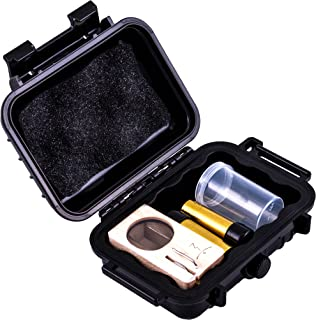CLOUD/TEN Smell Proof Case for Magic Flight Launch Box - Also Fits Two Batteries and The Included Herb Canister - 5