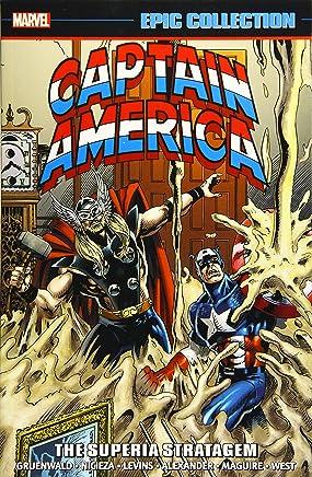 Captain America Epic Collection 17: The Superia Stratagem