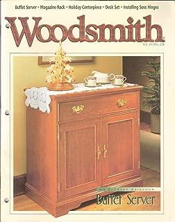 Woodsmith Magazine, December 1997 (Volume 19, Number 114)