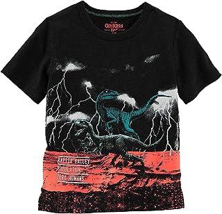 OshKosh Short Sleeve Black Raptor Valley Tee (4)