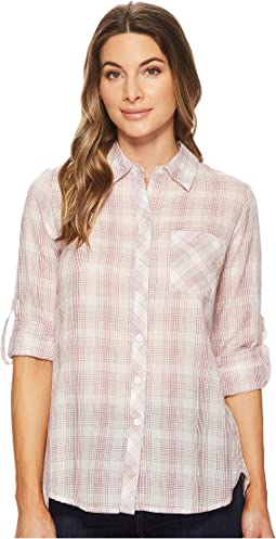 Zoey Plaid Shirt