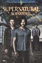 Supernatural: Season 9 (Bilingual)