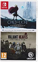 Child of Light : Ultimate Edition/Valiant Hearts: The Great War Double Pack for Nintendo Switch