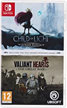 Child Of Light & Valiant Hearts (Nintendo Switch)